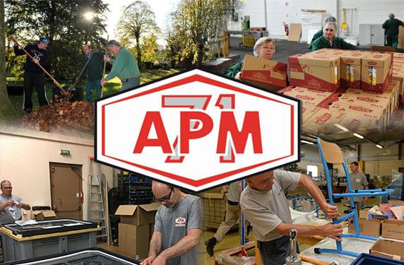 APM71 est une entreprise de sous-traitance industrielle